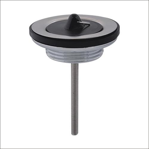 Sanipro Short basin drain with plug