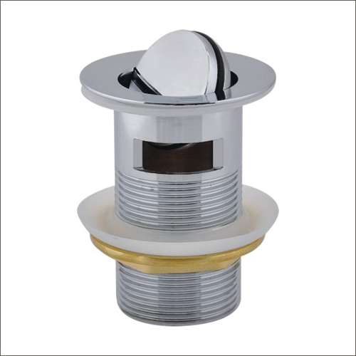 Sanipro Rotating top drain  with overflow