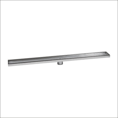 Sanipro Tile Insert Vertical Outlet Drain without Flange