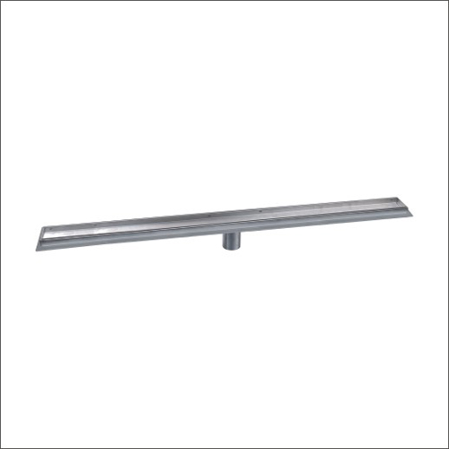 Sanipro Tile Insert Vertical Outlet Drain with Flange