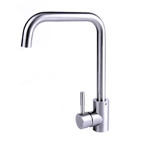 Sanipro single handle kitchen faucet