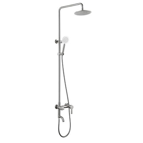 Sanipro Wall mounted bath shower set