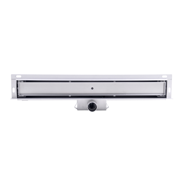 Sanipro new style linear drain against the wall